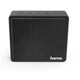 Boxa portabila Pocket, bluetooth negru Hama