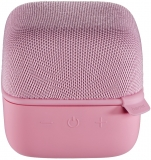 Boxa bluetooth portabila Cube, roz Hama