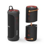 Difuzor mobil Bluetooth Soundcup-D, negru Hama