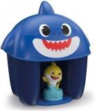 Baby Shark - Clemmy Cu 6 Cuburi Si Figurina Clementoni