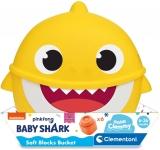 Baby Shark - Clemmy Cu 6 Cuburi Clementoni