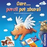 Joc educational Oare...Porcii Pot Zbura? Kosmos