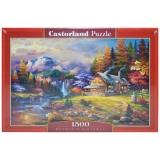 Puzzle 1500 piese diverse modele Castorland