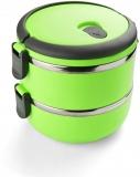 Caserola 700+700 ml verde Togo