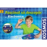 Fascinat sa descopar Electronica Kosmos