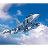Macheta Revell avion Saap JAS-39D Gripen dubla comanda Revell RV3956