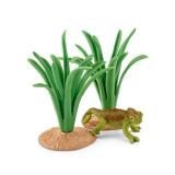 Figurina Schleich - Cameleon in trestie - SL42324