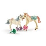 Figurine Schleich - Companion Star cu hrana pentru animale - 41452