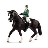 Figurine Schleich - Jocheu cu cal - 42358