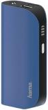 Baterie externa Design Line, 5200 mAh, albastru Hama