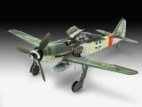 Macheta Avion Focke Wulf FW 190 D-9 - RV3930 Revell