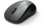 Mouse optic wireless MW-300, 3 butoane, antracit Hama