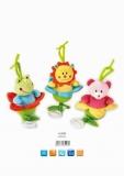 Jucarie Plus Venturelli - Plusuri de bebe de agatat si tras - AV785108