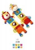 Jucarie Plus Venturelli - Plusuri de bebe cu activitati - AV785110