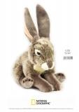 Jucarie Plus Venturelli - National Geographic Iepure 22 cm - AV770815