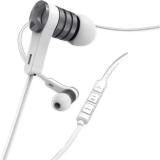 Casti In-Ear cu fir si microfon, Intense Hama