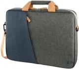 Geanta laptop Florence, 14.1 inch, albastru-gri inchis Hama