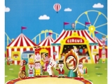 Set Mini Story Janod - Povesti cu circul - J08511