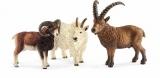 Set figurine Schleich - Animale Montane - SL41459