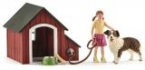 Set de figurine Schleich - Casa de caine - SL42376
