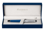 Stilou Expert DeLuxe Obsession Blue CT penita F Waterman
