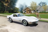 Macheta Corvette C3 RV7684 Revell