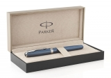 Roller Sonnet Blue Secret Shell CT Parker