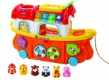 Vtech - Toot-Toot Animals - Barcuta cu animale - VT504503