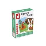 Janod - Joc de memorie - Ferma familiei - J02756
