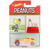 Masinuta Hot Wheels - Masinuta Peanuts Qombee - DWF03