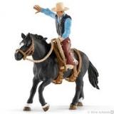 Figurina Schleich - Calaret rodeo cu un bronco - SL41416