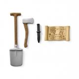 Set accesorii Schleich - Unelte de padurar - SL42354