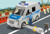 Revell - Junior Kit Masina de politie - RV0811