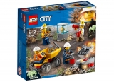 Echipa de minerit 60184 LEGO City