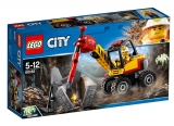 Ciocan pneumatic pentru minerit 60185 LEGO City