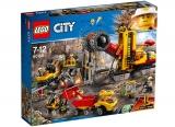 Amplasamentul minerilor experti 60188 LEGO City