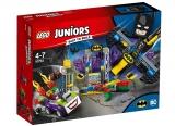 Atacul lui Joker in Batcave 10753 LEGO Juniors