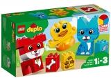 Primele mele animalute 10858 LEGO Duplo