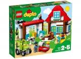 Aventuri la ferma 10869 LEGO Duplo
