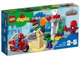 Aventurile lui Spider-Man si Hulk 10876 LEGO Duplo