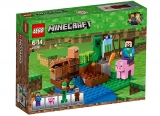 Ferma de pepeni 21138 LEGO Minecraft