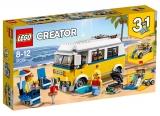 Rulota surferului 31079 LEGO Creator