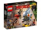 Atacul piranha 70629 LEGO Ninjago
