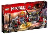 Cartierul general S.O.G. 70640 LEGO Ninjago