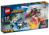Urmarirea inghetata in viteza 76098 LEGO Super Heroes
