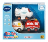 TIT TIT SET MASINI 3 IN 1 - VT205863