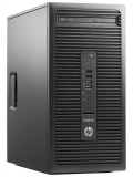 Desktop EliteDesk 705 G2 3600 Mhz Microtower HP