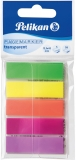 Dispenser notite adezive Pagemarker 5 culori neon 130 file/set Pelikan