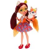 ENCHANTIMALS FELICITY FOX DOLL - DVH89