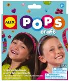 POPS Craft accesorii de par doua bentite stralucitoare - AlexToys (AX1293-5)
